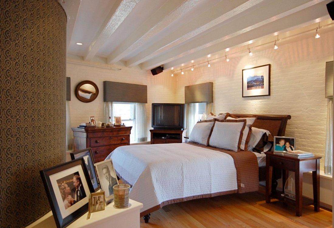 別墅臥室射燈燈飾設計