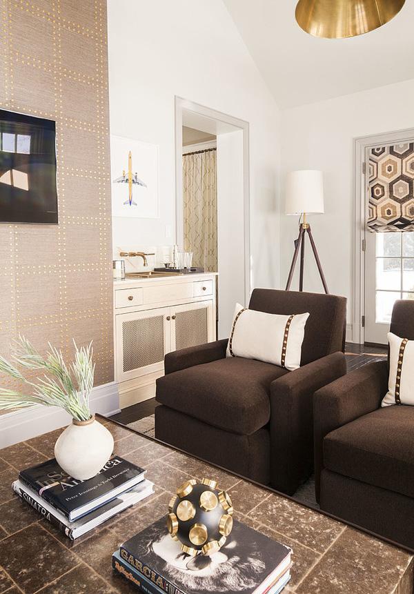 美式鄉村風格別墅簡約室內裝潢裝修圖片大全