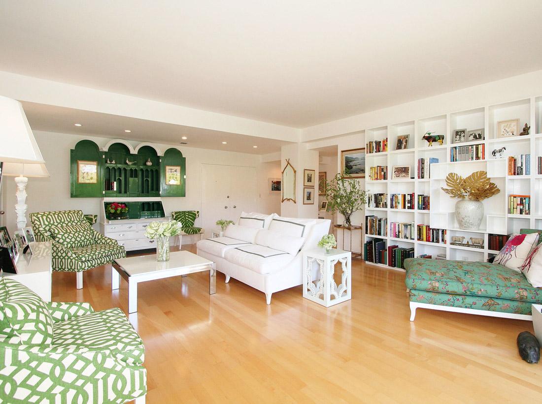 田園風格自建別墅客廳茶幾裝修效果圖片