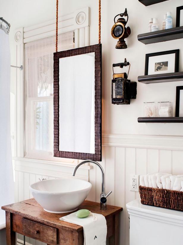2019小戶型家庭衛生間洗漱區裝飾圖片
