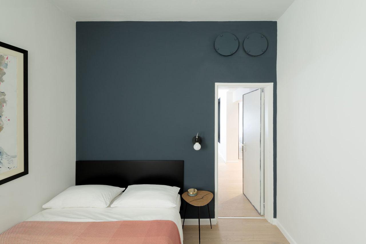 38平米小戶型樣板房溫馨臥室裝修設計