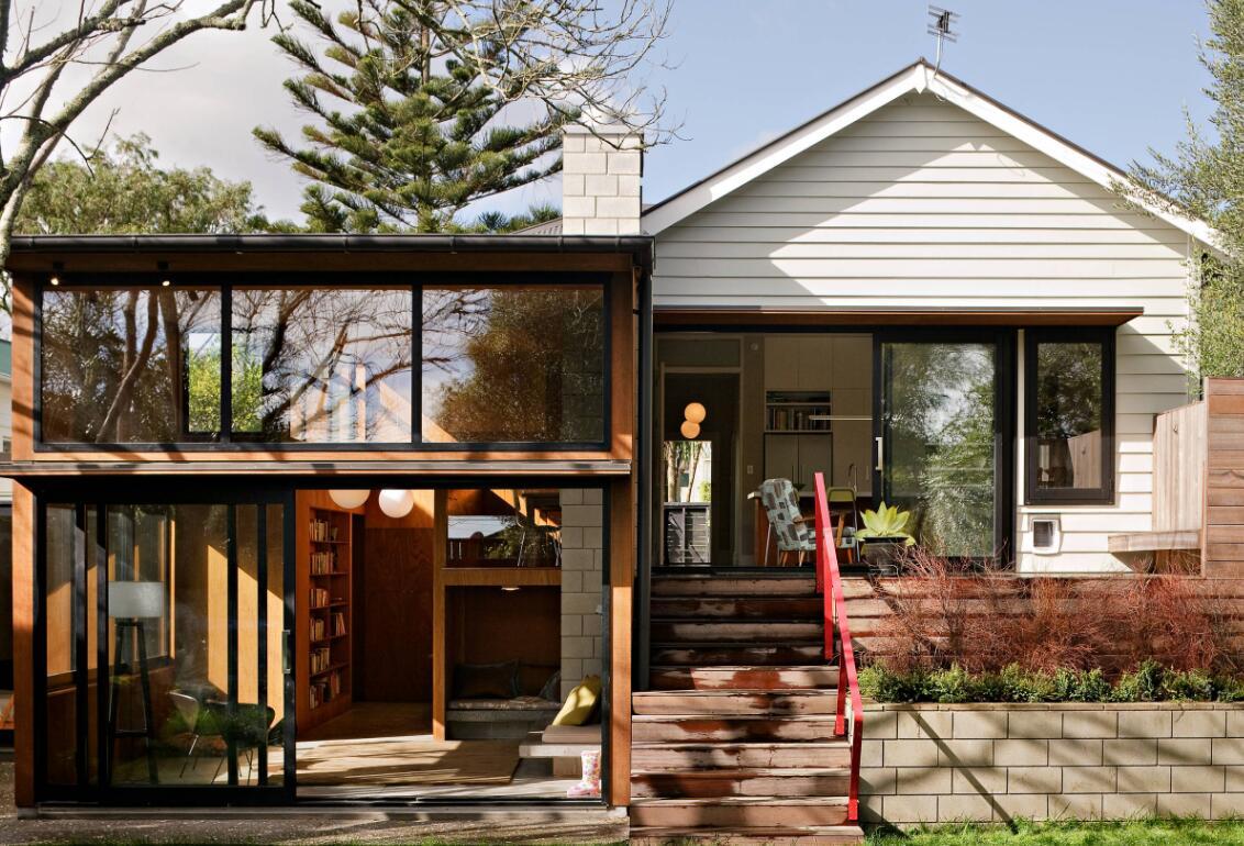 獨立小別墅外觀設計圖片大全一覽