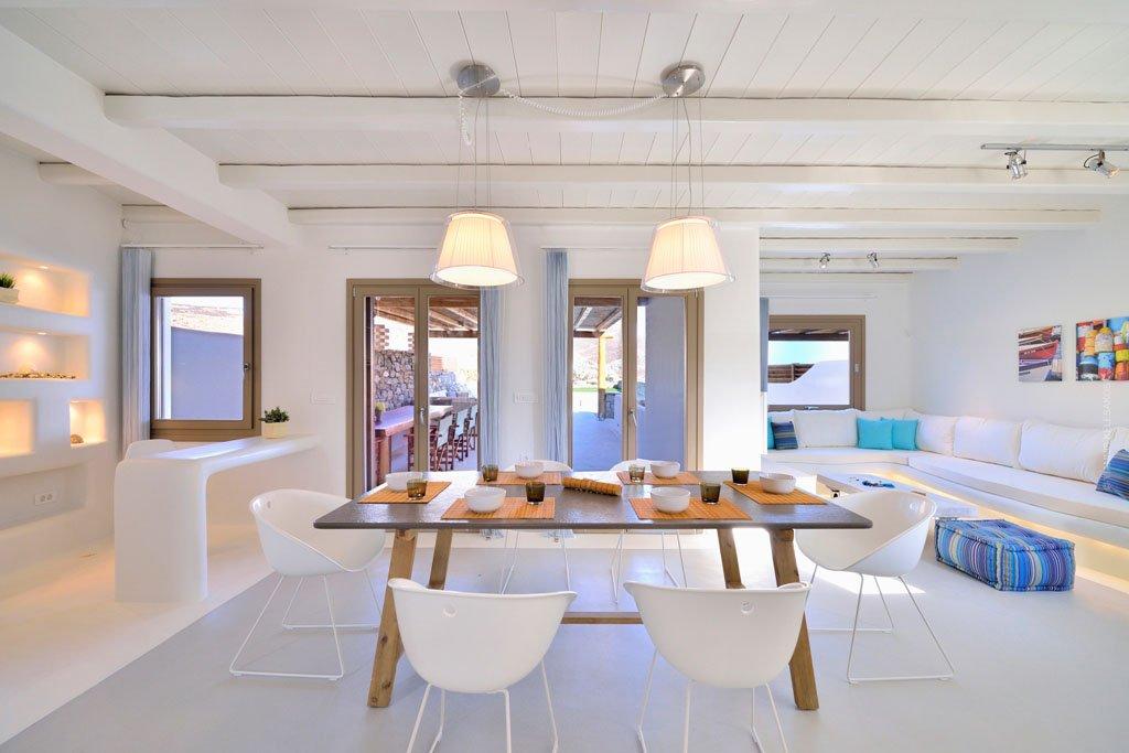 地中海風格別墅簡約裝修設計