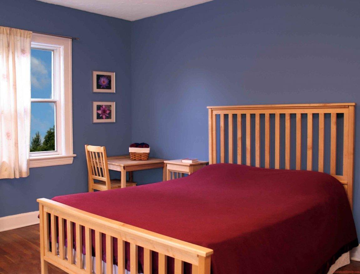 地中海臥室墻面漆顏色效果圖