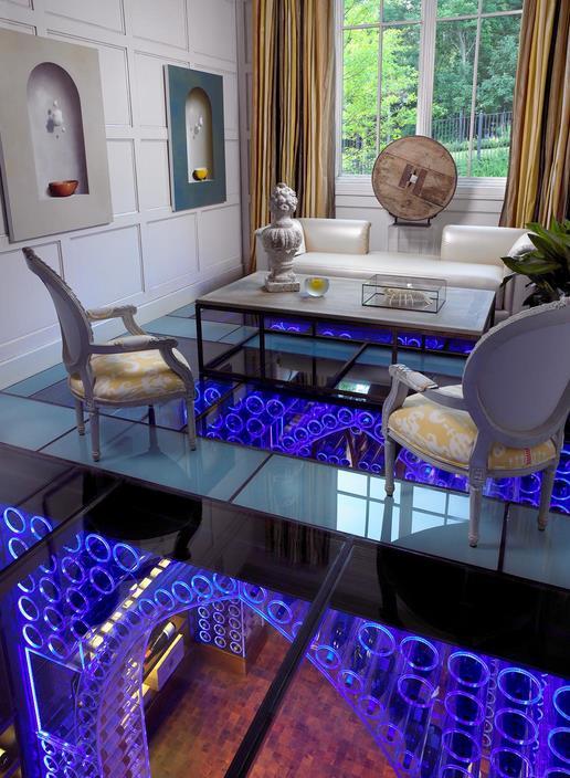 二層別墅室內設計效果圖圖片