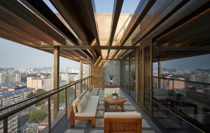 高層露臺吊頂裝修設計圖片