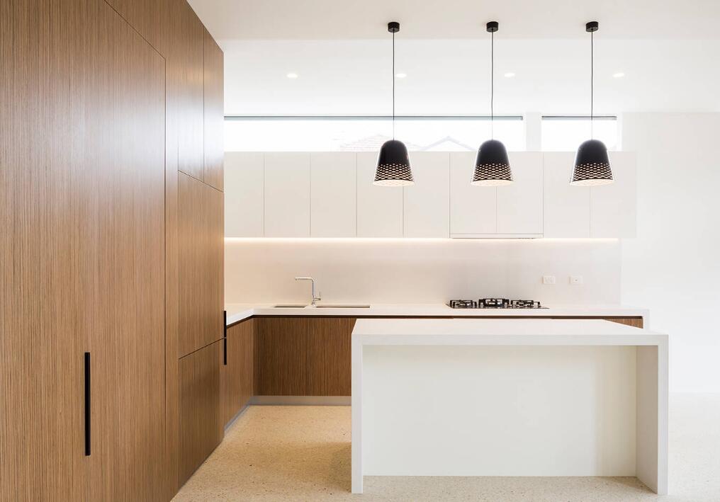 高級廚房現代簡約風格裝修設計圖欣賞