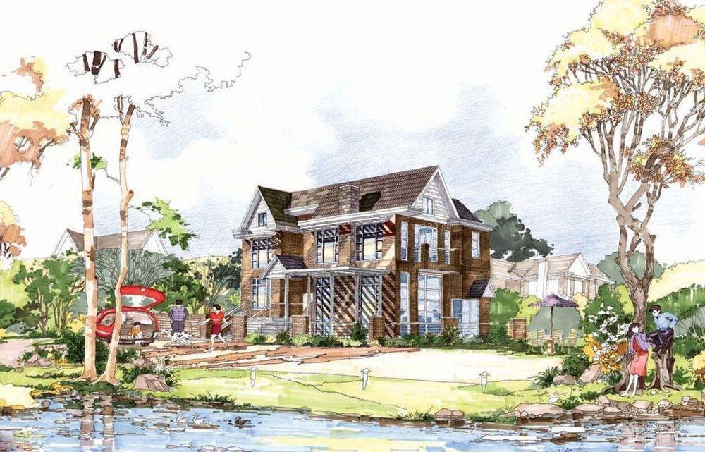 經典農村兩層別墅設計圖紙大全