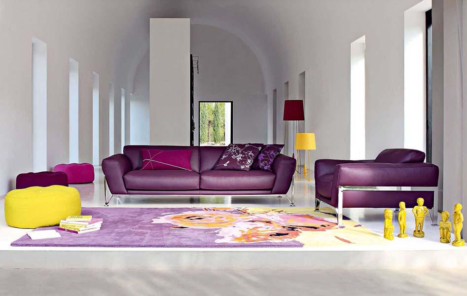 家庭別墅小戶型現代客廳設計圖