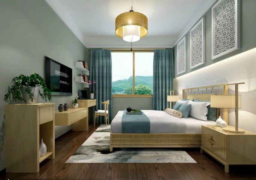 老人房間家具裝修布置效果圖片
