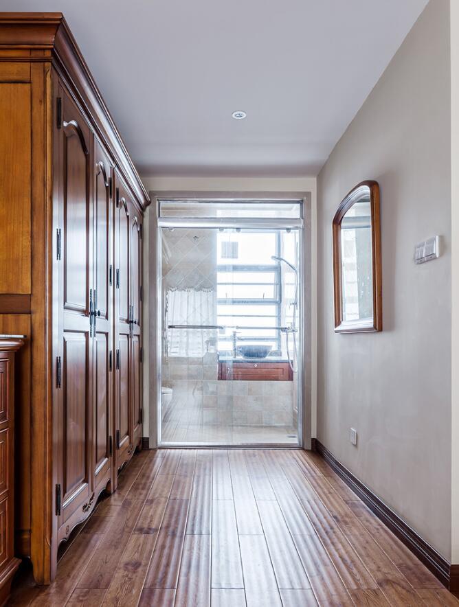 美式風格住宅室內壁柜裝修設計圖片大全