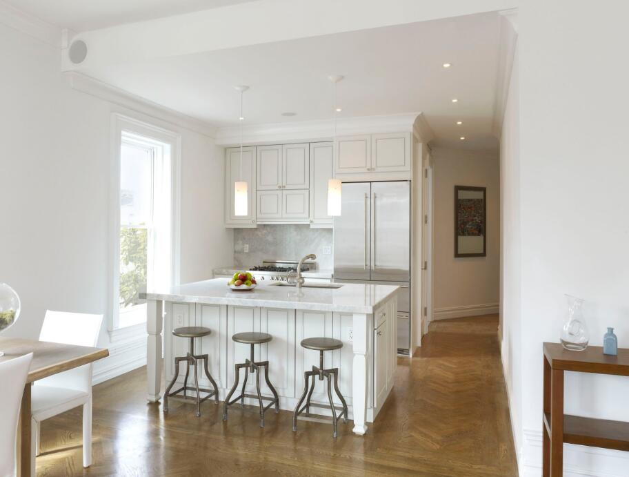 歐式風格高級廚房設計實景圖