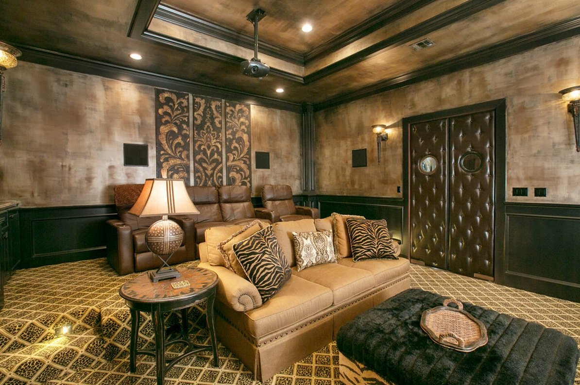 上海家裝歐式別墅圖片大全
