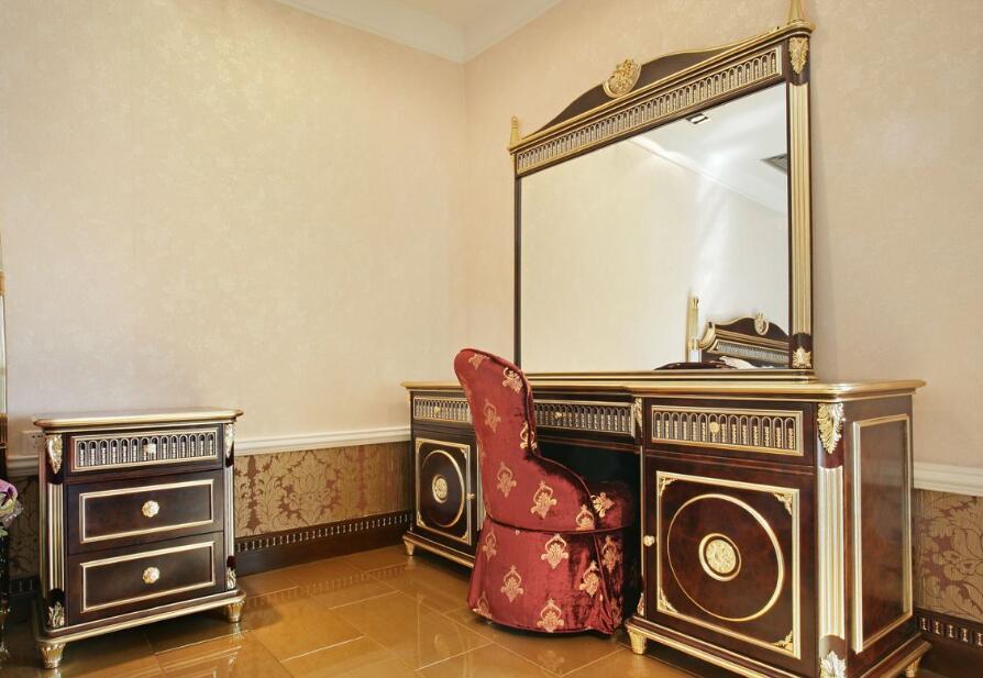 私人別墅室內梳妝臺設計圖片賞析